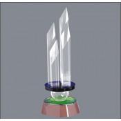 Crystal Trophies (2)